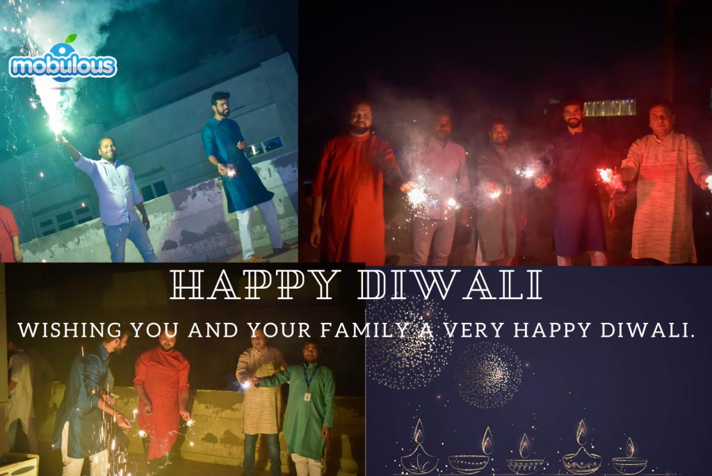 mobulous diwali celebration