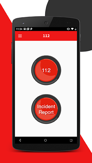 Automated Emergency number feature