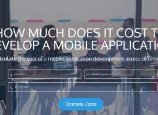 HOW MUCH DOES IT COST TO DEVELOP A MOBILE APPLICATION