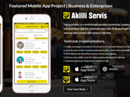 Top Mobile App Development Company Transportation App