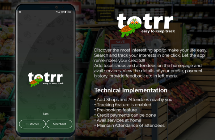 Tottr Developed by Top Mobile App Development Company in India USA Mobulous