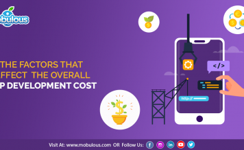restaurant android app development cost