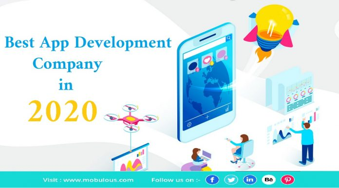 Best App Development Company in 2020