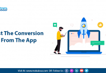 Boost the conversion rate