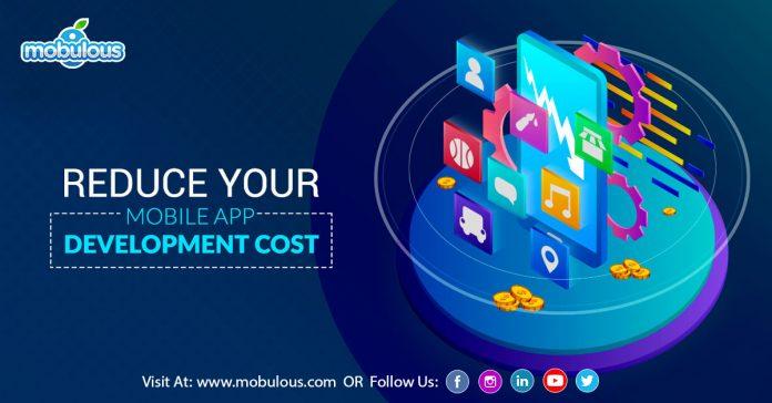 Cost effective app development