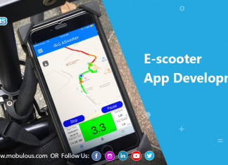 E-scooter-app-development