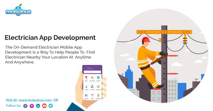 Electrician-app-development