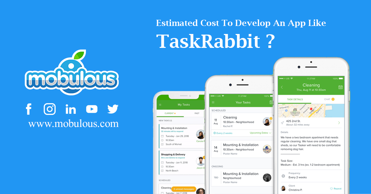 Develop An App Like TaskRabbit