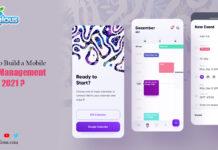 Cost of Event management Mobile App Development