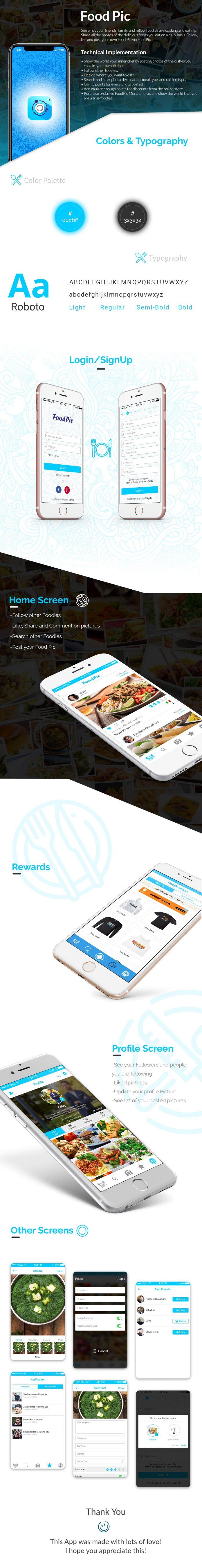 FoodPic App-min