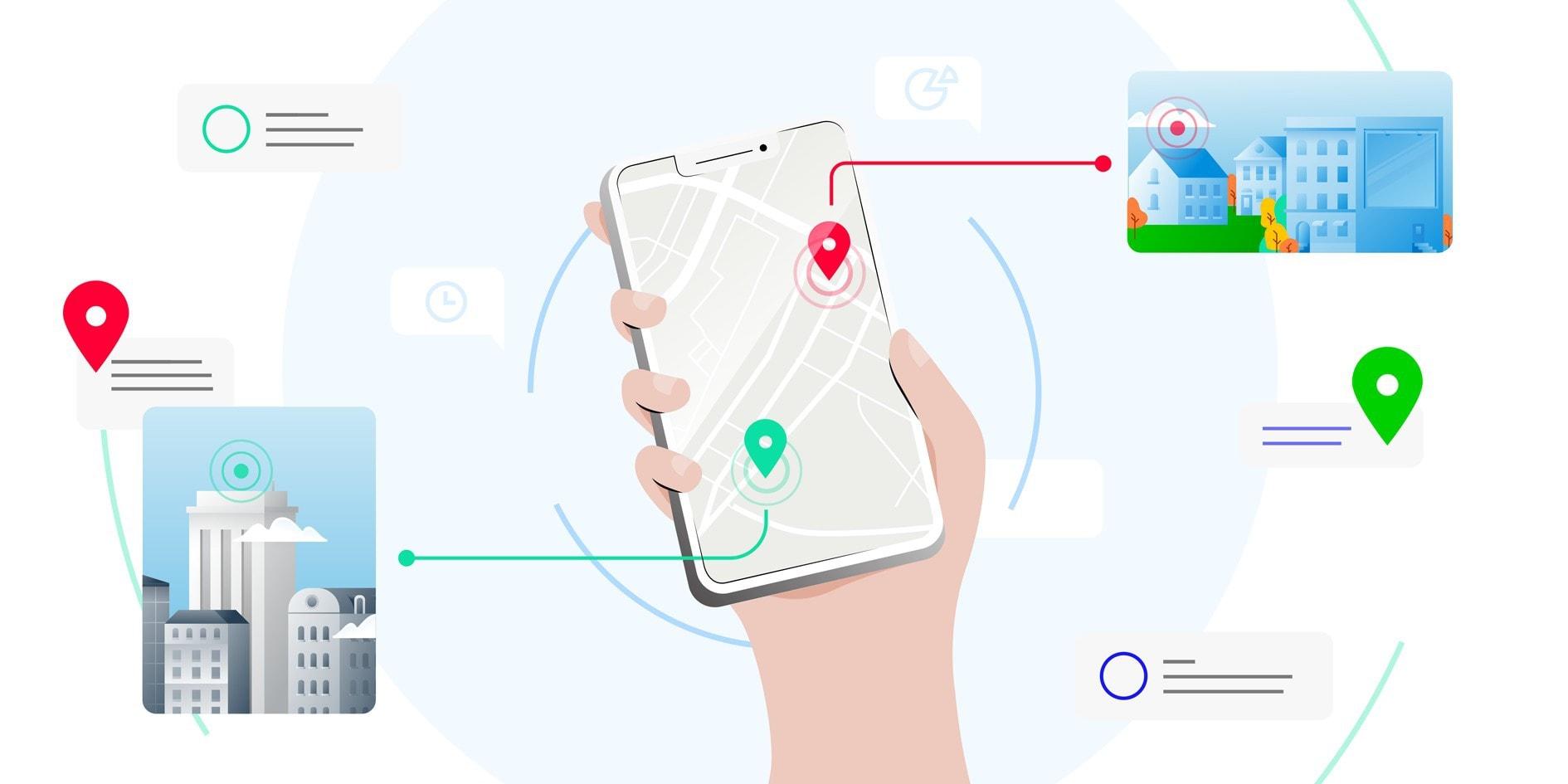 Geo-location Tracking