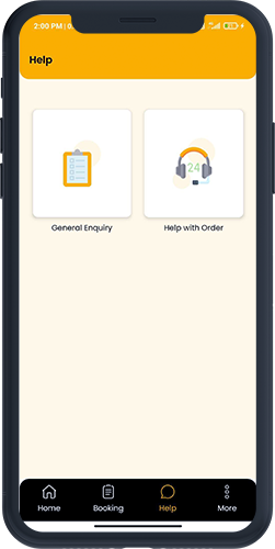 Khailn Mobile App Support Service