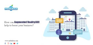 Augmented Reality (AR) help to boost your business