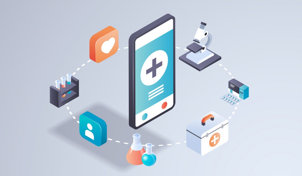 healthcare mobile application