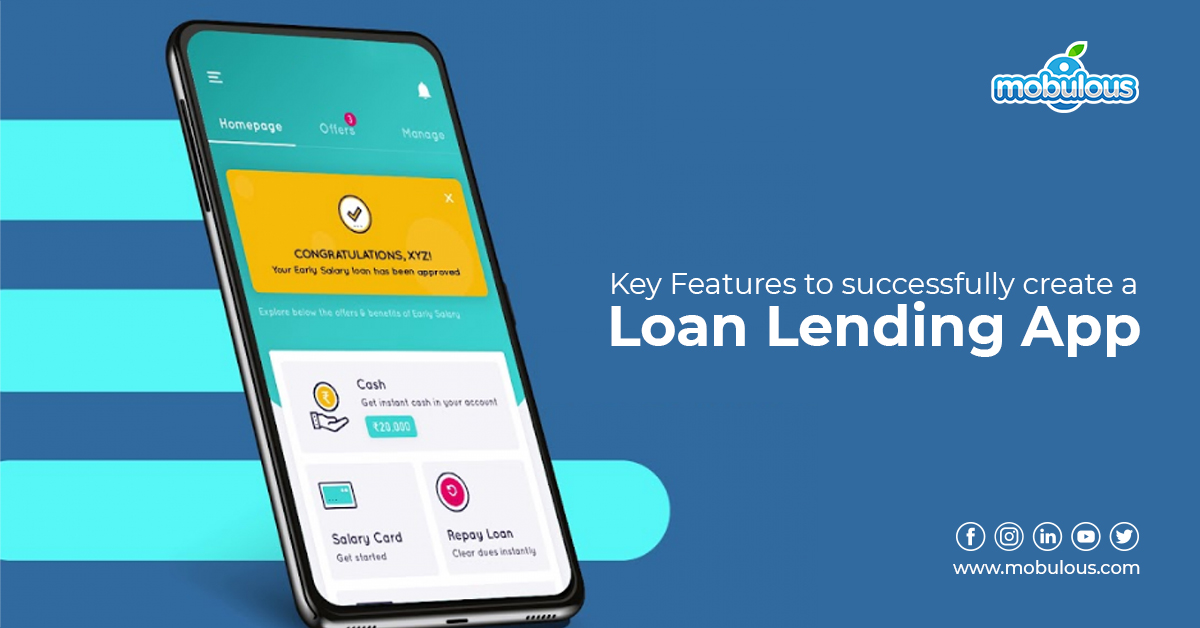 Loan Lending App