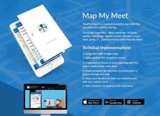 Map My Meet