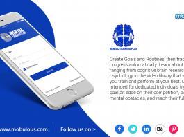 MentalTrPlan app