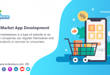 Online Market App Development