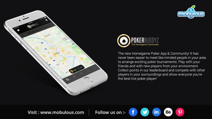 Pokerbuddyz app