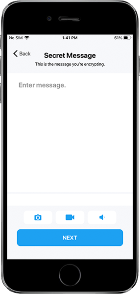 iOS Chat App Development