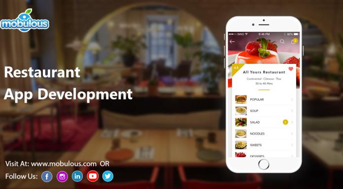 Restaurant-App-Development
