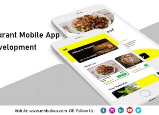 Restaurant Mobile App Development