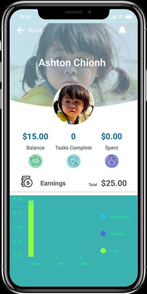 Rewards-based tasks