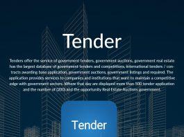Tender App