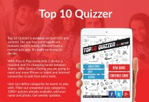 Top 10 Quizzer