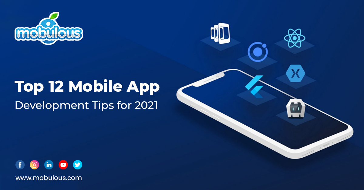 Top Mobile App Development Tips
