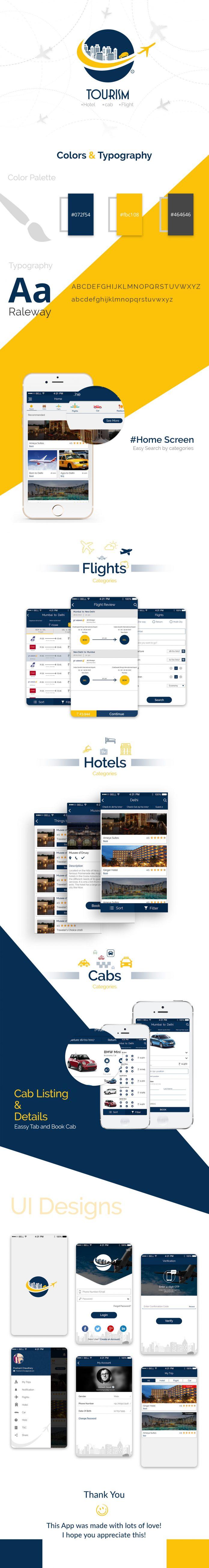 Tourism App