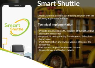 Transport App Development company Banner