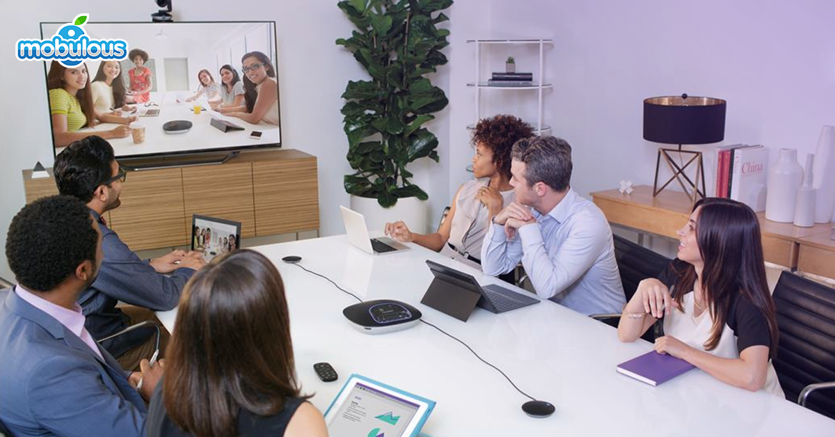 Build a video conferencing app for remote businesses like