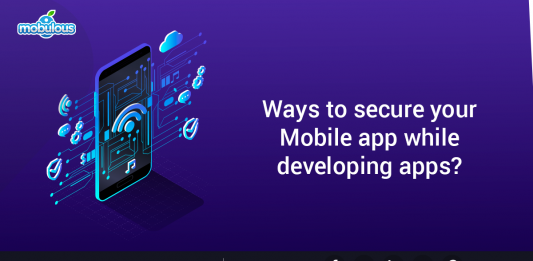 secure your Mobile app