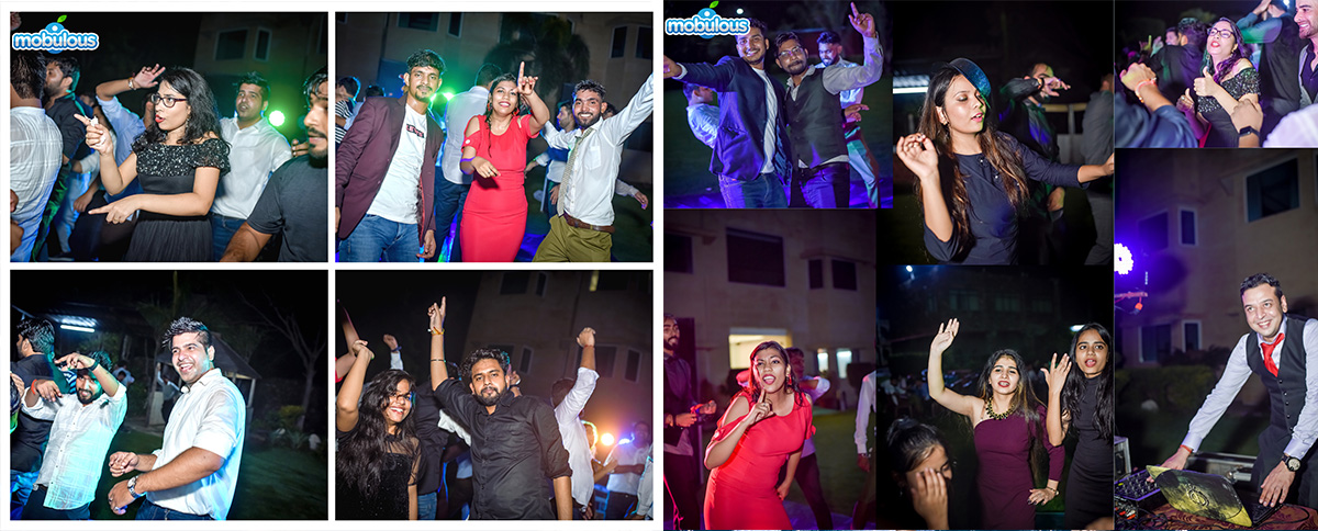 Annual Day Celebration- DJ Night