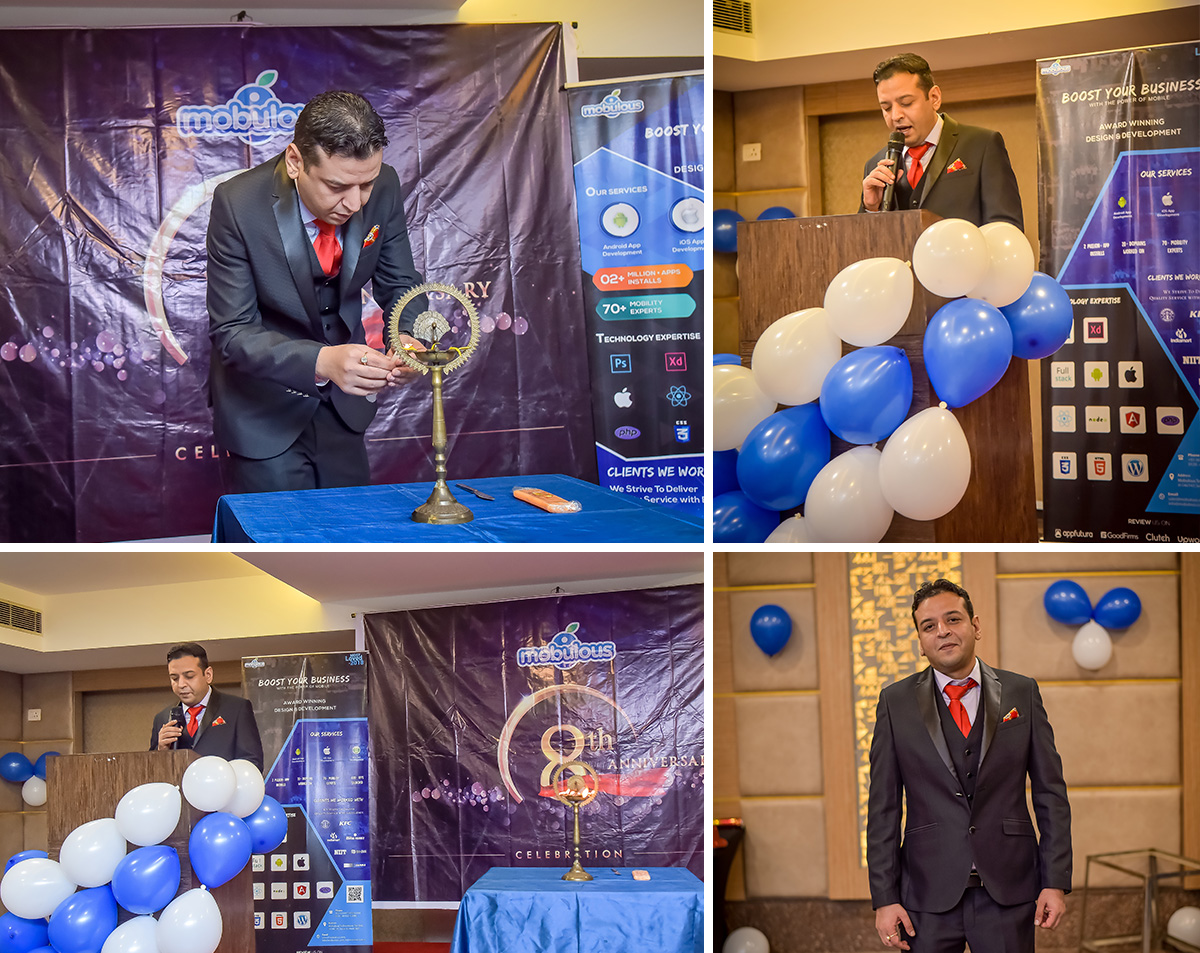 Annual Day Speech by Mobulous Founder
