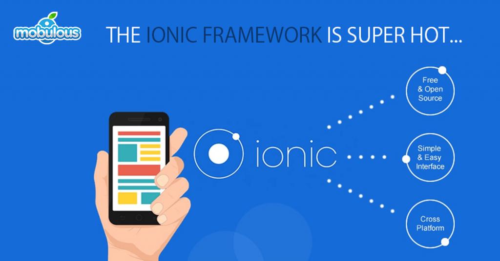 ionic Frameworks