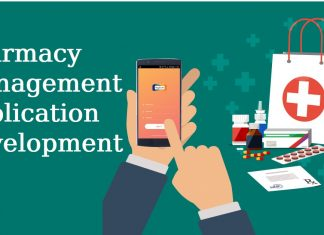 pharmacy management application