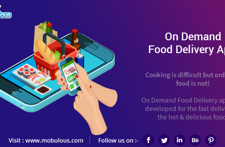 On Demand Food Delivery