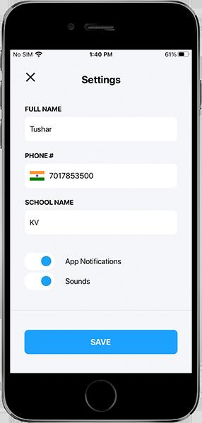 Ios chat App Development Push Notification