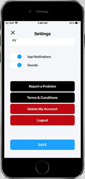 Android chat App Development Self Destruct