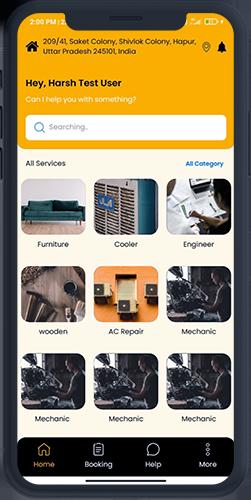 Khailn Mobile App On Demand Service