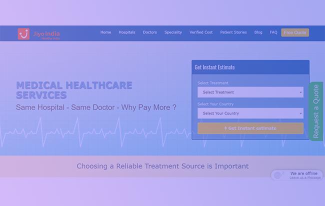 Jiyo India Healthcare