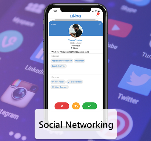 Social Networking App Solution
