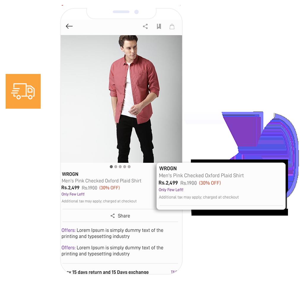 E-commerce Product Description