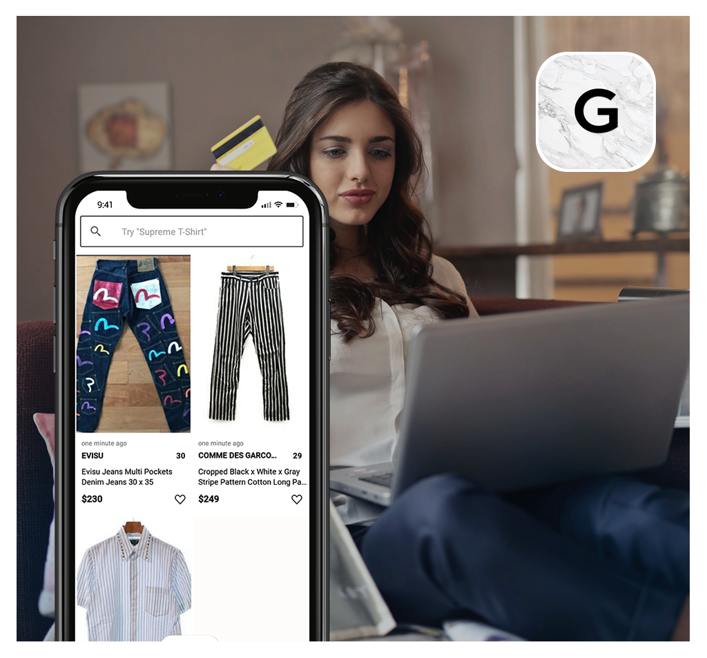 Grailed E-commerce App