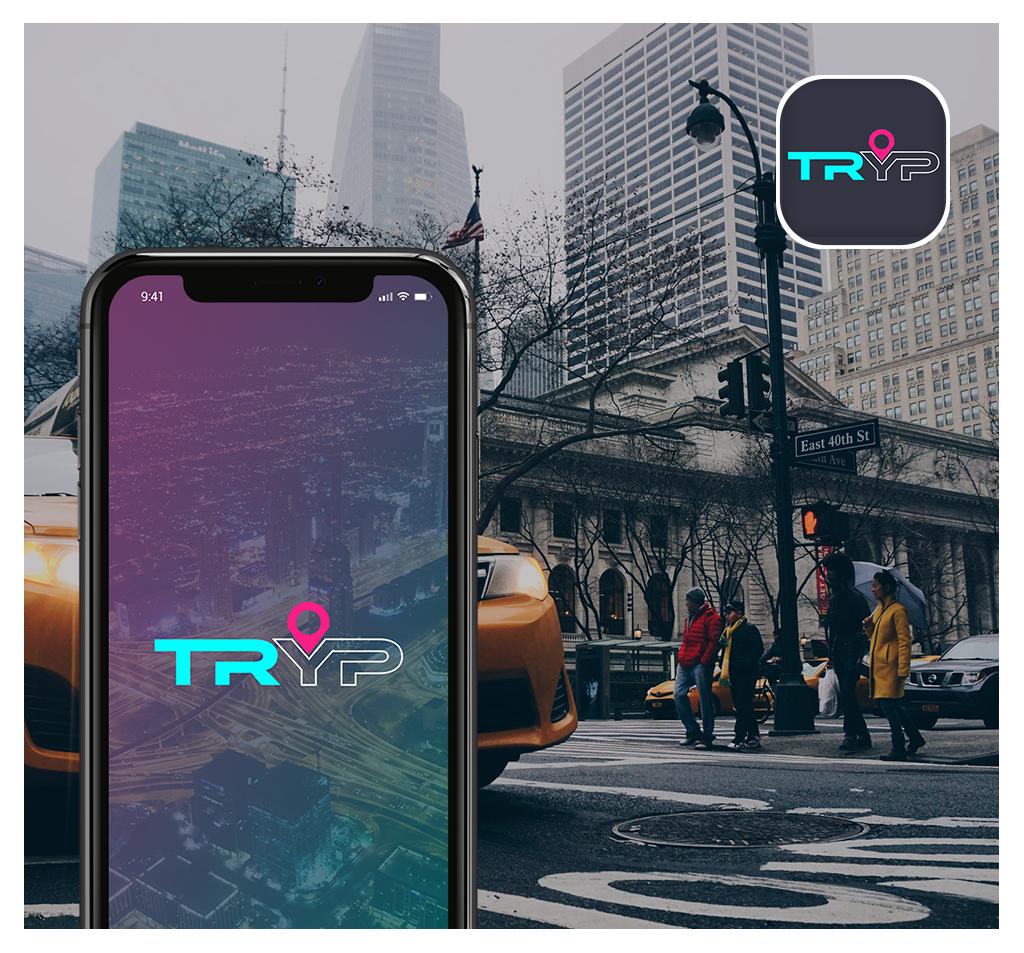 Tryp Taxi App